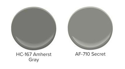 Add gray to furniture or the backdrop of a room