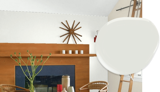 Paper White paint in our top 10 Benjamin Moore whites list