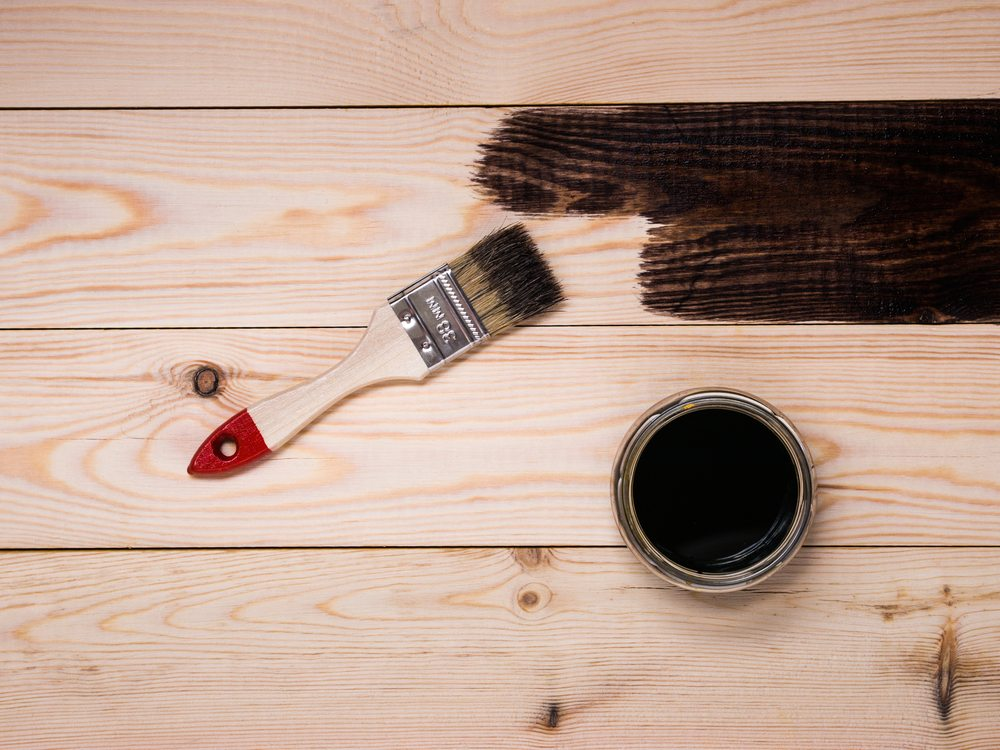 The pitfalls of wood staining