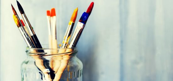 3 Ways to Clean Paint Brushes 4 Steps with Pictures