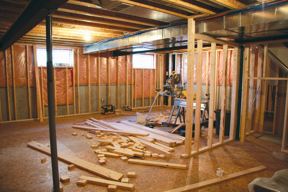 5 Ways To Make Your Basement Work For You The Paint People