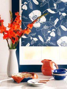Wallpaper Window Shades