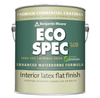 eco spec wb paint flat the paint people