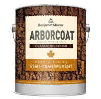 Arborcoat Exterior Stain - Classic Oil Finish