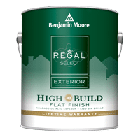 Regal Select Exterior High Build Paint