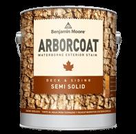 Arborcoat Exterior Stain - Semi Solid