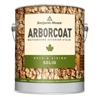 Arborcoat Exterior Stain - Solid