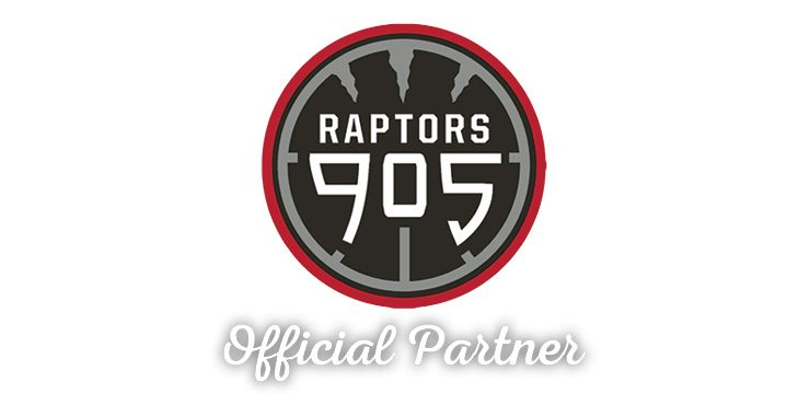 Raptors 905 Official Partnership with The Paint People