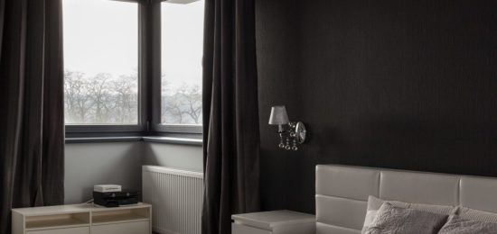 dark colour paint trends