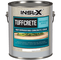 Tuffcrete Waterborne Acrylic Concrete Stain The Paint