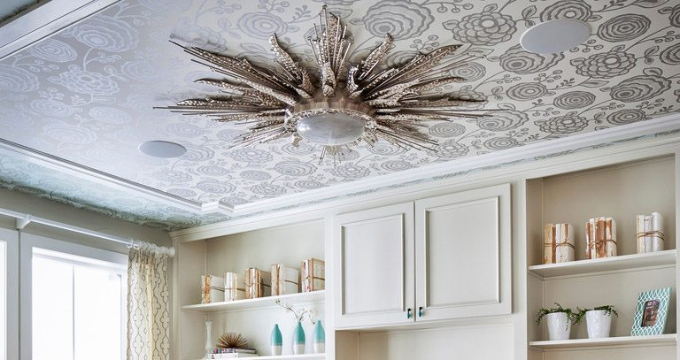When Wallpaper isn't Just for Walls