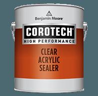 Clear Acrylic Sealer