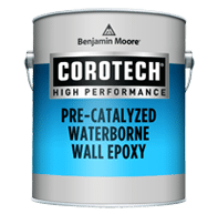 Pre-Catalyzed Waterborne Wall Epoxy — Eggshell