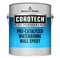 Pre-Catalyzed Waterborne Wall Epoxy — Semi-Gloss