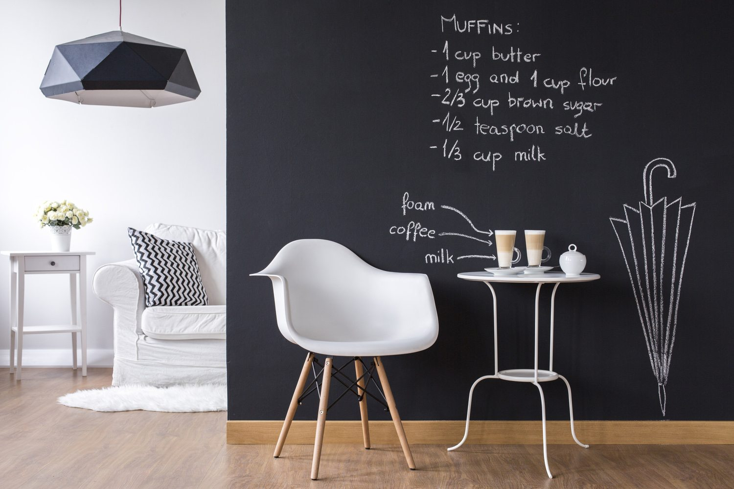 Tips on using chalkboard paint | The Paint People