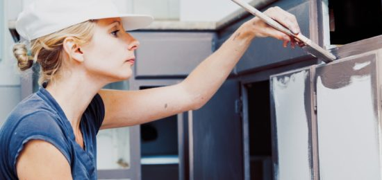 Tips on how to paint your kitchen cabinets | The Paint People