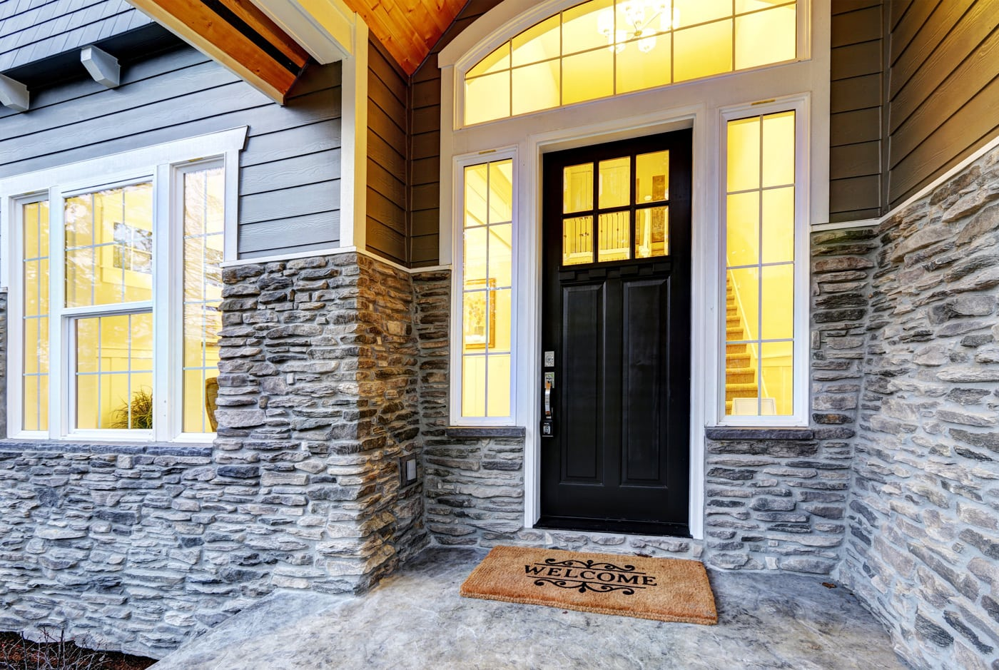 Paint The Front Door This Colour To Add Home Value The Paint People