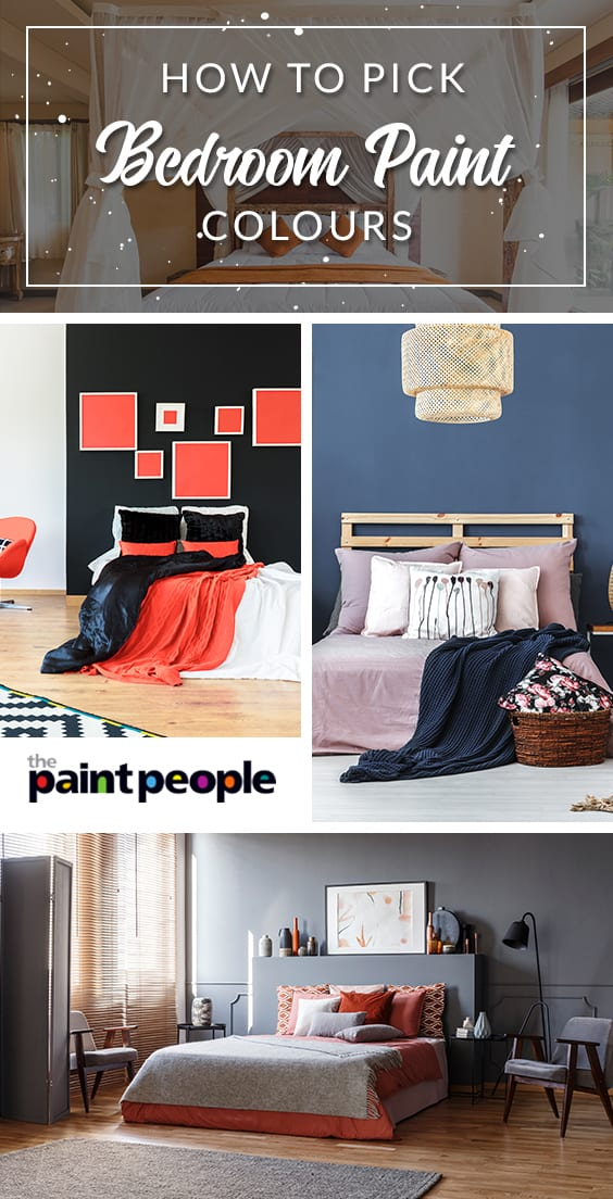 How to pick bedroom paint colors and other tips from The Paint People