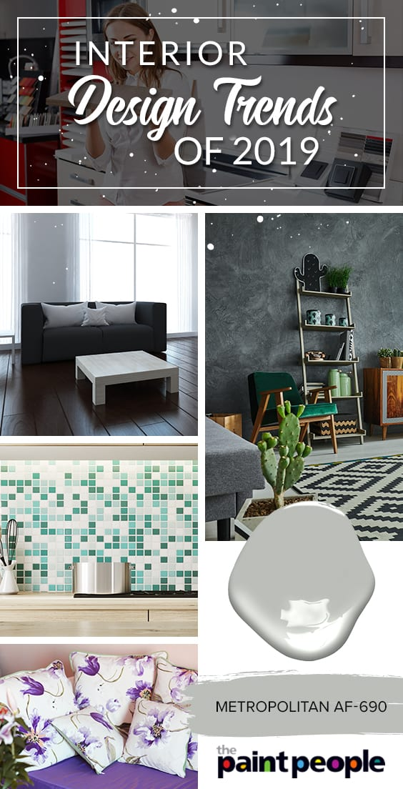 2019 Interior Design Trends Your Clients Will Love | The Paint People