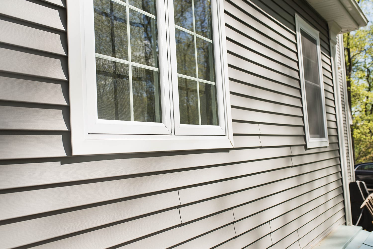 The Paint People shares tips on how you can paint vinyl siding