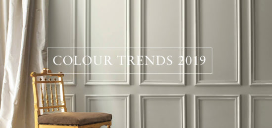 The Paint People shares their thoughts on 2019 colour trends