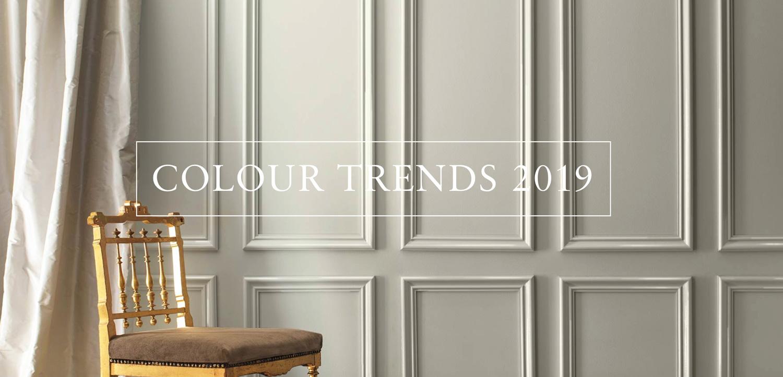 2019 Colour Trends